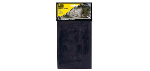 Rock mold strata stone