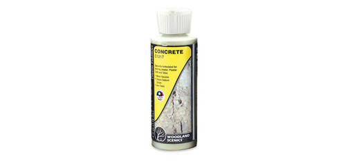 Earth Colors Concrete 4oz