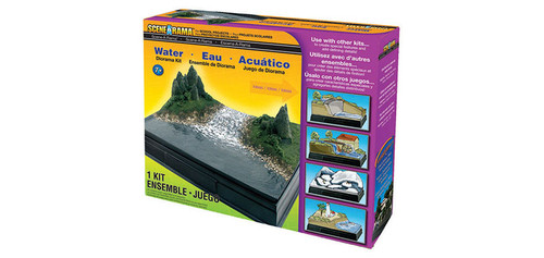 Diorama Kit Water