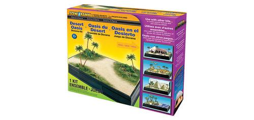 Diorama Kit Desert Oasis