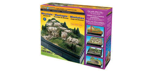 Diorama Kit Mountain