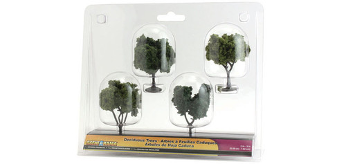 "Deciduous Tree 2-2.5"" 4/"