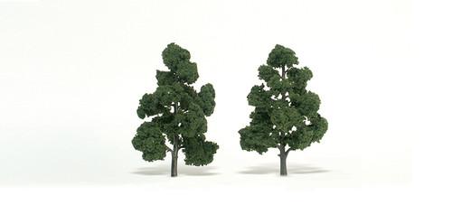 """Med Grn Tree 7 - 8"""" 2/"""