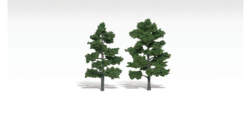 "Trees 6-7"" Medium Grn 2/"