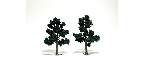 "Trees 5-6"" Dark Grn 2/"