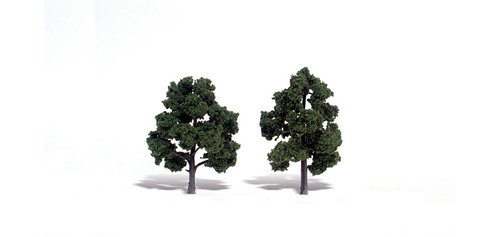 "Trees 5-6"" Medium Grn 2/"