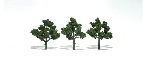 "Trees 4-5"" Medium Grn 3/"