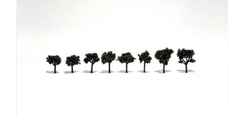 """Med Grn Tree .75-1.25"""" 8/"""