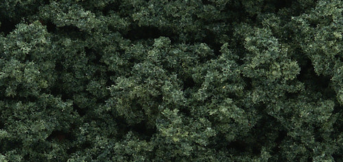 Clump Foliage Dark Grn