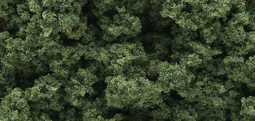Clump Foliage Medium Grn