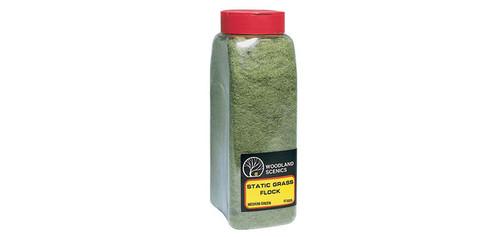 Grass Flck Med Grn   32oz