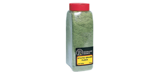 Grass Flck Light Grn 32oz