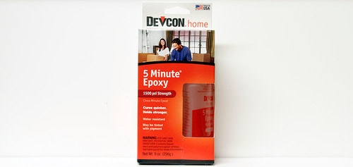 DevCon 5 Minute Epoxy (9 oz.)