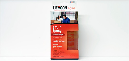 DevCon 2 Ton Epoxy (9 oz.)