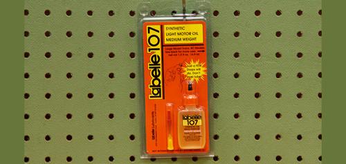Labelle 107 - Synthetic, Light Motor Oil, Medium Weight