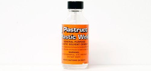 Plastruct Plastic Weld (2 oz.)