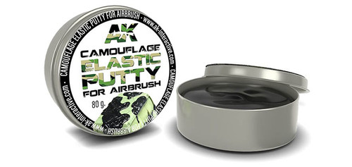 Elastic Putty for Camo Masking (80g) Can