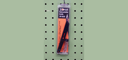 Zona - Retractable Knife