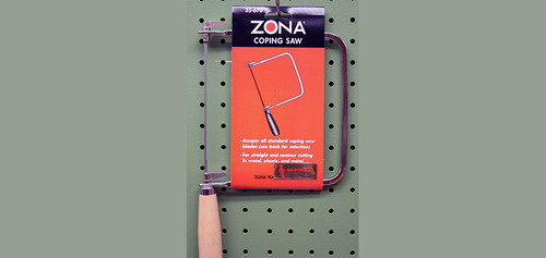 Zona - Coping Saw