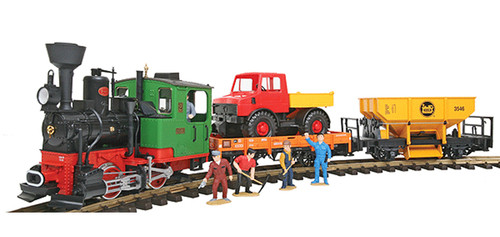 LGB - 72403 - Work Train Starter Set