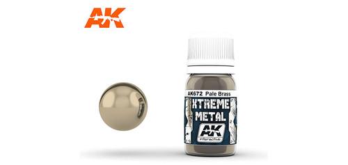 AK - 672 - Pale Brass (30ml)