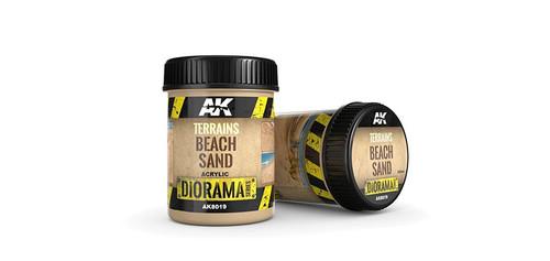 AK - 8019 - Beach Sand (250ml)