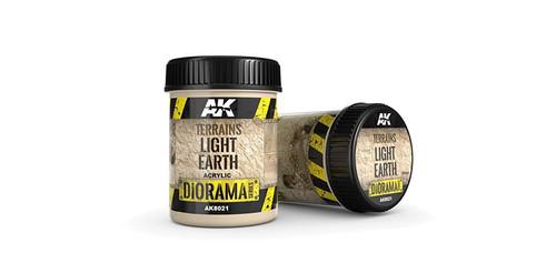 AK - 8021 - Light Earth (250ml)