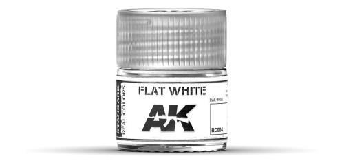 AK - RC004 - Flat White - RAL9003