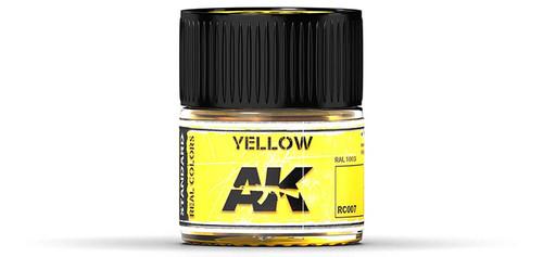 AK - RC007 - Yellow - RAL1003