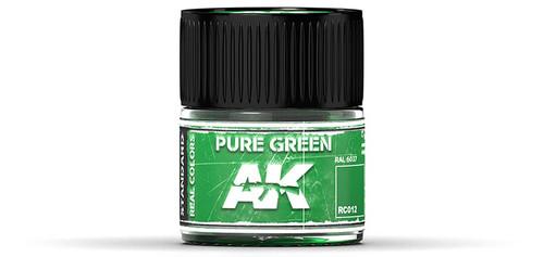 AK - RC012 - Pure Green - RAL6037
