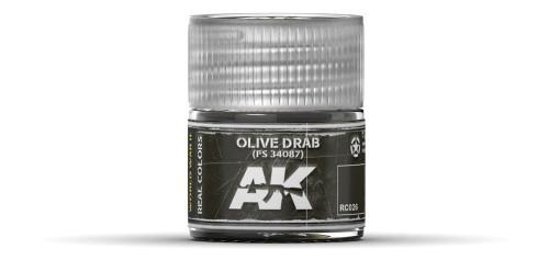 AK - RC026 - Olive Drab - FS34087