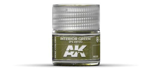 AK - RC028 - Interior Green - FS34151