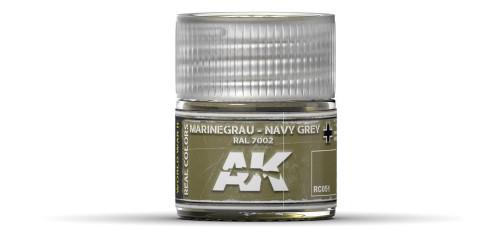 AK - RC051 - Marinegrau / Navy Grey - RAL7002