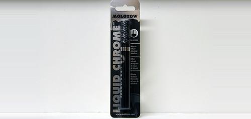 Molotow - 103 - Liquid Chrome Mirror Effect Marker (4mm)