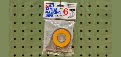 Tamiya - 87030 - 6mm Tape with Dispenser