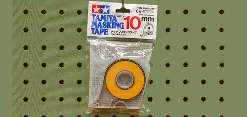 Tamiya - 87031 - 10mm Tape with Dispenser