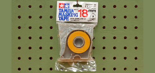 Tamiya - 87032 - 18mm Tape with Dispenser