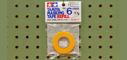 Tamiya - 87033 - 6mm Tape Refill