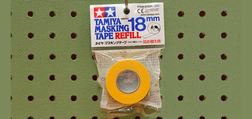 Tamiya - 87036 - 18mm Tape Refill