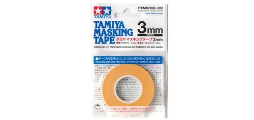 Tamiya - 87208 - 3mm Masking Tape