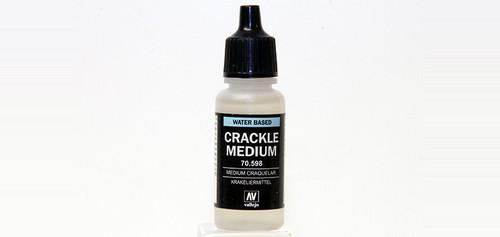 Vallejo - 70598 - Crackle Medium