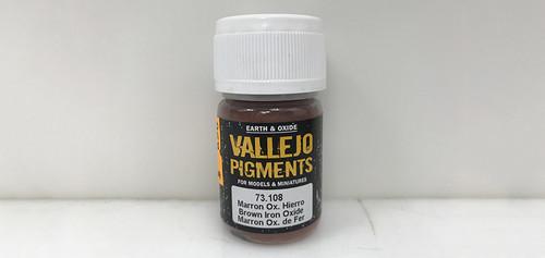 Vallejo - 73108 - Brown Iron Oxide (35ml)
