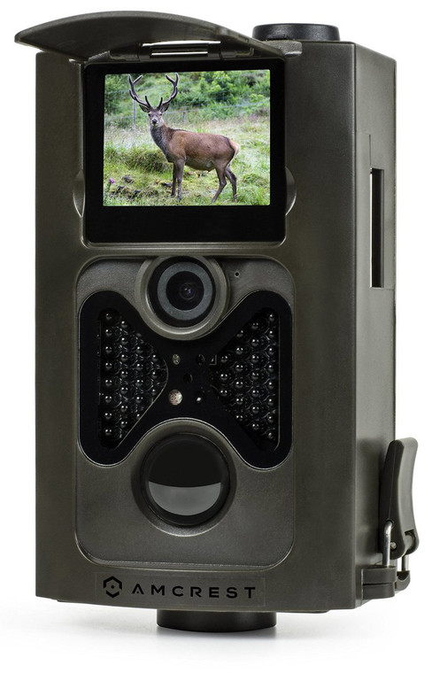 Outdoor Spy Surveillance Camera with Nightvision Front