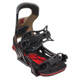 Bent Metal Logic Bindings Black
