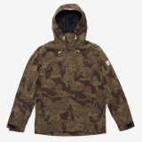 Holden Hooded Deck Jacket Camo