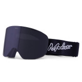 Modest Pulse Goggles Black