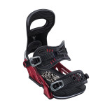 Bent Metal 2020 Transfer Bindings Red