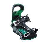 Bent Metal 2020 Logic Bindings Green