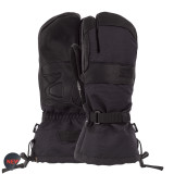 POW August Trigger Mittens Black