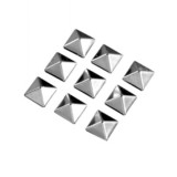 Snowboard Studs Stomp Pads Silver